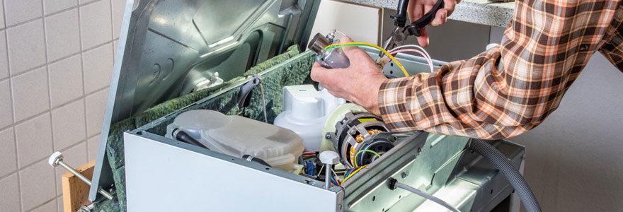 Réparer à domicile électroménager